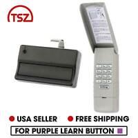 For Liftmaster Sears Garage Gate Door Keypad 377LM Opener + Visor Remote 371LM