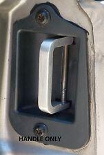 Third 3rd Door Handle S-10 / GMC Sonoma 1996 - 2004 Aluminum