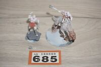 Warhammer LOTR Lord Of The Rings Hobbit Azog The Defiler Finecast - LOT 685