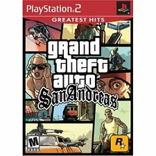 Grand Theft Auto: San Andreas (Sony PlayStation 2 / ps2) Brand new