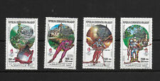 Malagasy,1993,Olympic Games,SILVER  ( instead gold)overprint not listed,MNH