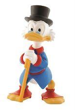 Ducktales Scrooge McDuck Figurine - Disney Bullyland Toy Figure Cake Topper