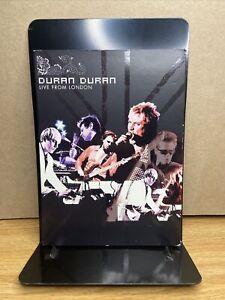 Duran Duran - Live From London (DVD, 2005, Standard)
