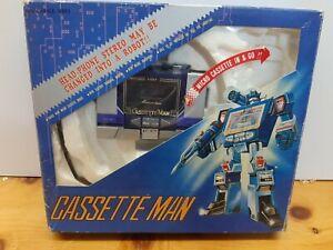 Transformers g1 Cassetteman