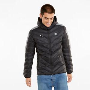 Puma BMW M Motorsport T7 Jacket Men's Black Sportswear Outwear Top