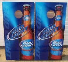 Bud Light Beer Corn Hole Boards - Bean Bag Toss Game