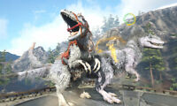 Ark Survival Evolved Xbox One PvE Genesis Boss X-Yutyrannus Fert Eggs x2