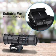 3X loupe Chasse Lunette de Visée 20mm 3X loupe Visée de chasse au grossissement