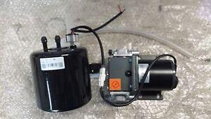 12 Volt Brake Vacuum Pump,Hot Rods , Custom Cars , Landcruiser Diesels , Land ro