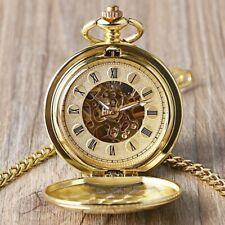 Pocket Watch Mechanical Automatic