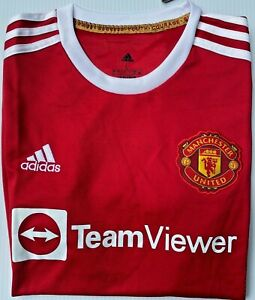 New Manchester United Home Jersey 2021/22
