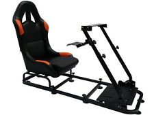 Simulador de conducción de asiento silla para juegos de carreras Chair Xbox Playstation PC F1 PS4
