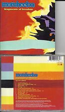 CD MULTIMÉDIA 12 TITRES MORCHEEBA FRAGMENTS OF FREEDOM SPECIAL EDITION 2000