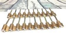Schlage Keyway KIK Key in Knob C Cylinder lot of 20 no keys