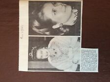 H1b Ephemera 1969 Picture Princess Grace Queen Covent Garden Ballet
