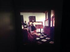 """Jan Vermeer """"The Music Lesson"""" 35mm Dutch Baroque Golden Age Art Slide"""