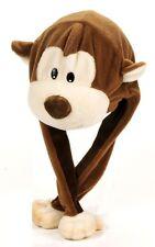 Tier Mütze Plüsch Mütze Affe