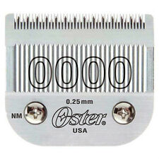 New Oster Blades for 76 # 0000 Clipper Blade 76918-016