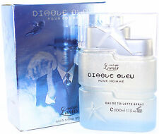 DIABLE BLEU BY CREATION LAMIS 3.4/3.3 OZ EDT SPRAY FOR MEN NEW IN BOX