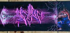 Streetfighter Artwork Graffiti Unikat