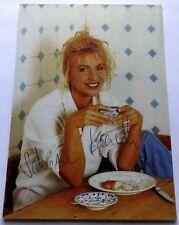 Sabine KAACK - Schauspielerin - Karte mit Original-Autogramm - Super - Top !