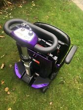 MONARCH SOLAX SMARTI Transformer Remote folding Mobility scooter FULLY SERVICED
