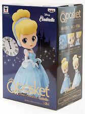 Banpresto Q Posket Qposket Disney Vol 4 Cinderella Figure Normal Color