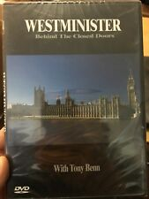 Westminster - Behind The Closed Doors NEW/sealed region 4 DVD (documentary)