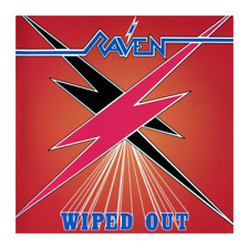 RAVEN - Wiped out (NEW*NWOBHM/SPEED METAL CLASSIC*DIGIPAK)
