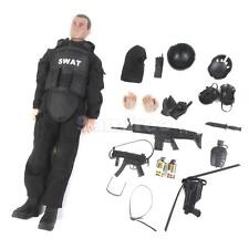 1/6 Special Forces Army Soldiers 12'' Action Figures Model Toy Set
