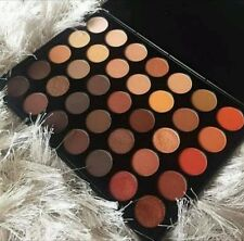 TRUSTED SELLER Authentic! MORPHE 35O Nature Glow Eyeshadow Palette Matte Shimmer
