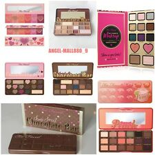 Women TOO FACED Chocolate Bar Eye Shadow Semi Sweet Peach BON BONS MAKEUP Sets