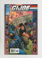 GI Joe #4 - J Scott Campbell Cover - (Grade 9.2) 2002