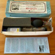 Snap On Head Gasket Leak Test Instrument Ya 2000