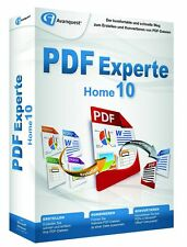 PDF Experte 10 Home  CD/DVD Version  Avanquest PDF Manager EAN 4023126118240