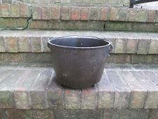 #7 Cast Iron Kettle Bean Pot with Gate Mark ?