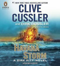 Dirk Pitt Adventure: Havana Storm 23 by Dirk Cussler and Clive Cussler (2014, CD