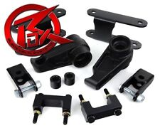 """ROX 2006-2010 Hummer H3 Complete 3.5"""" Lift Level Kit + 1.5"""" Shock Extensions 4WD"""