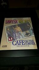 Sawyer Brown Cafe On The Corner Rare Original Promo Poster Ad Framed!