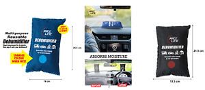 500G 1KG Car Home Dehumidifier Large Bag Moisture Absorber Reusable Pad