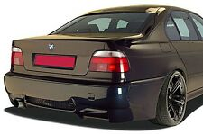 BMW E39 5Series Euro M M5 Roof Extension Rear Window Cover Spoiler Wing Trim ABS