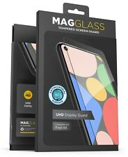 Google Pixel 4a Tempered Glass Screen Protector UHD Clear Anti-Microbial Guard