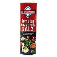 Bad Reichenhaller Tomaten Mozzarella Salz 300g  Kräutersalz Tomatensalz Jodsalz