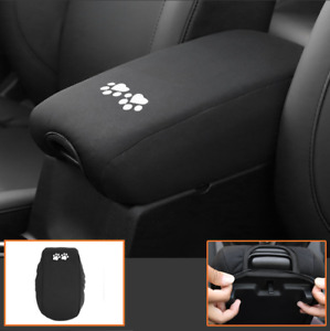 Car Armrest Box Mats Console Pad Liner Cushion Cover For Jeep Compass 2017-2019