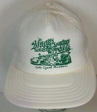 Vintage 1990s MAGIC DRAGON CUSTOM CAR SHOW Lake Ozark Missouri SNAPBACK HAT CAP