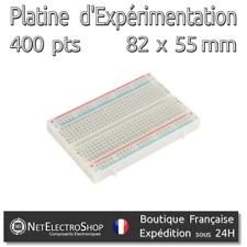BreadBoard - Platine d'essai 400 points - Prototypage Arduino, Raspberry Pi