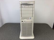 Gateway 2000 P5-90 Desktop Computer AMD-K6 266MHx Windows 98 812MB Hard Drive