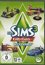 Die Sims 3: Gib Gas- Accessoires (PC 2010 Nur Origin Key Download Code) No DVD
