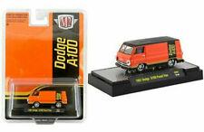 1967 DODGE A100 PANEL VAN ORANGE LTD 3,600 PCS 1/64 DIECAST MODEL M2 31500-HS04