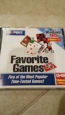 Favorite  Games 95 PC Game, Windows 95